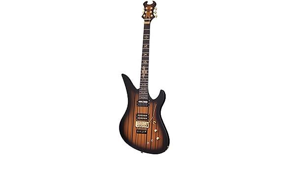 Schecter Synyster Custom S FR · Guitarra eléctrica: Amazon.es: Instrumentos musicales
