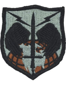 Pv Norad  North American Aerospace Defense Cmd Acu Patch With Fastener Patches   Tabs W Velcro