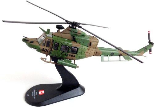 Bell CH-146 Griffon diecast 1:72 helicopter model (Amercom HY-41)