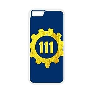 iPhone 6 4.7 Inch Cell Phone Case White Vault 111 O6U6U