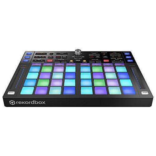 Pioneer DJ DDJ-XP1 Rekordbox DJ Add-On Controller w/Studio Monitors and Cloth