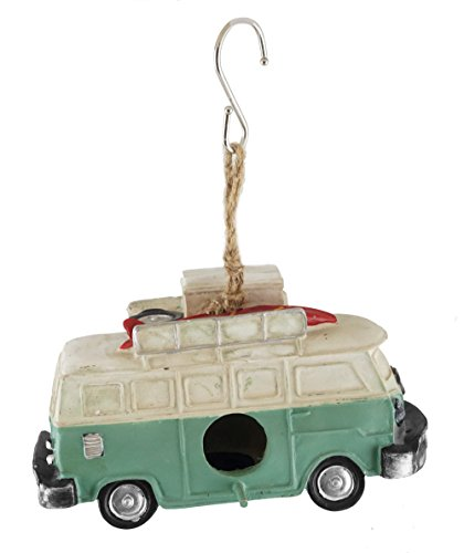 Vintage Style Retro Hippie Van Decorative - Hippie Decade