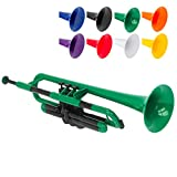 pTrumpet PTRUMPET1G The Plastic Trumpet, Green