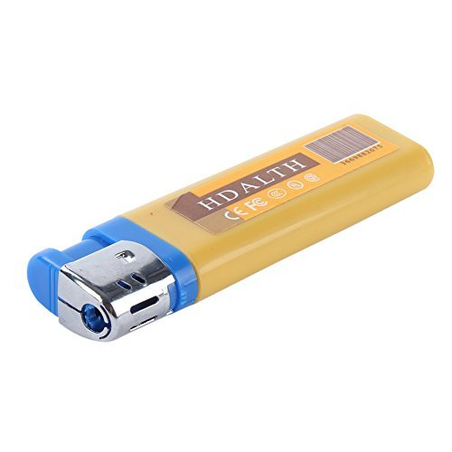 Smartcoco Lighter Spy DVR Hidden Camera Cam Camcorder Video Photo Recorder USB Mini DV NEW (Dvr Spy Lighter)