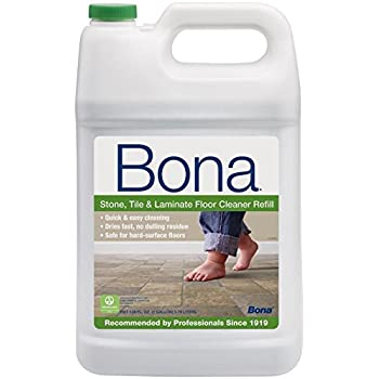 Amazon Bona Stone Tile And Laminate Floor Cleaner Refill 2 Pack