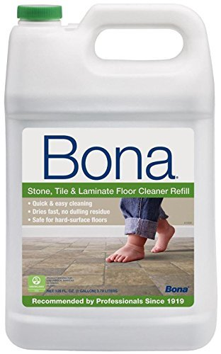 Bona Stone Tile and Laminate Floor Cleaner Refill 2 Pack (Bona Stone Tile)