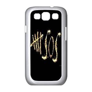 James-Bagg Phone case 5SOS - 5 Second of Summer Protective Case For Samsung Galaxy S3 Style-2