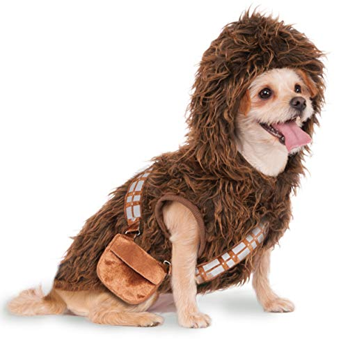 Rubie's Star Wars Chewbacca Hoodie Pet Costume, X-Large