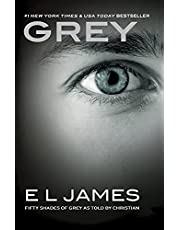 Grey: Fifty Shades of Grey as Told by Christian (Fifty Shades Of Grey Series, 4)