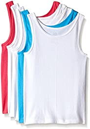 Fruit of the Loom Girls Assorted Tank (Pack of 5)