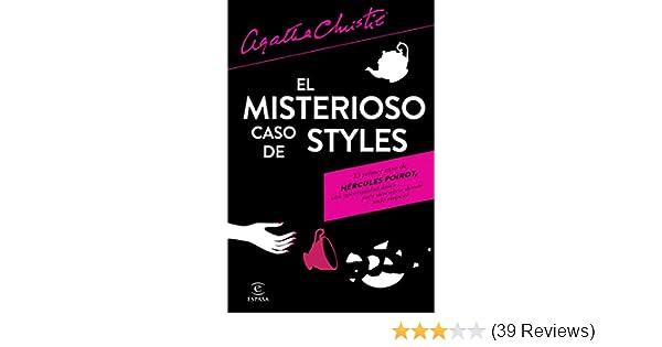 Amazon.com: El misterioso caso de Styles (Spanish Edition) eBook: Agatha Christie, Stella Maris de Cal: Kindle Store