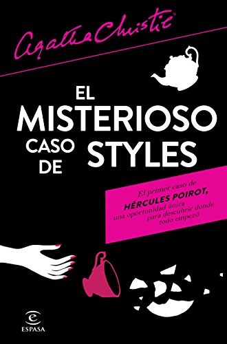 El misterioso caso de Styles (Spanish Edition) by [Christie, Agatha]