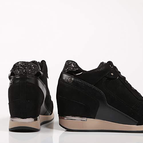 negro donna 48261 Xti nere da Pantofole negro wpqnnXH