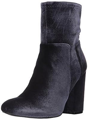 NINE WEST Women's Corban Fabric Ankle Boot