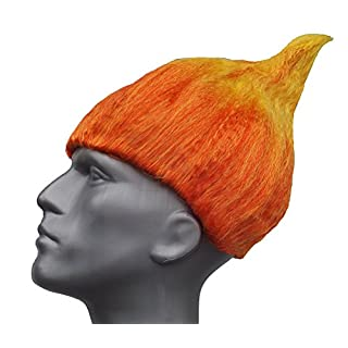 Costume Dept. Flame Wig