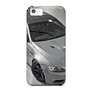 Zheng caseFlexible Tpu Back Case Cover For Iphone 5c - Bmw M3 Gts E92