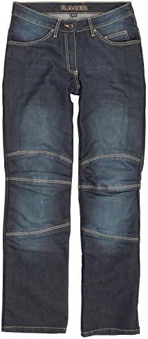 Racer 12266 Cordura Kevlar-Stretch-Jeans, Blau, Größe 3XL