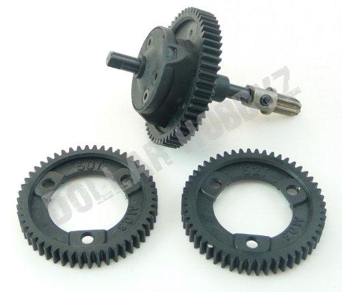 Traxxas 1/10 Slash 4x4 Ultimate * CENTER DIFFERENTIAL * Spur Gear 54T 52T (Center Differential Spur Gear)