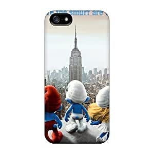 Awesome Cases Covers/iphone 5/5s Defender Cases Covers(2011 The Smurfs Movie Normal Hd)