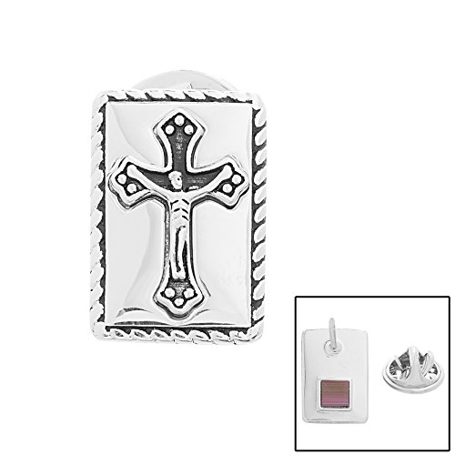 My Bible Cross Rectangle ENTIRE New Testament Nano Bible Pin Gift Box