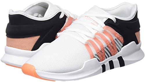 ftwbla Cortiz Adv Negbas Blanc Eqt 000 Racing Sneakers Femme Basses Adidas q0PUT8x