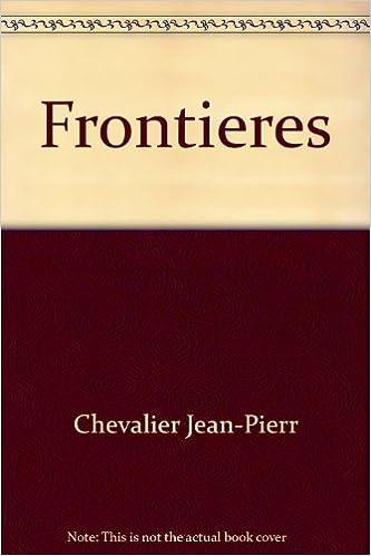 Read Online Frontieres pdf epub