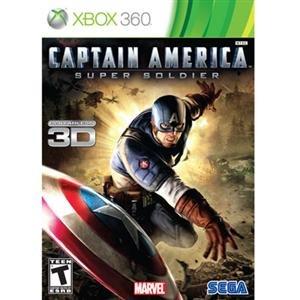 Sega Captain America Category Videogame Software
