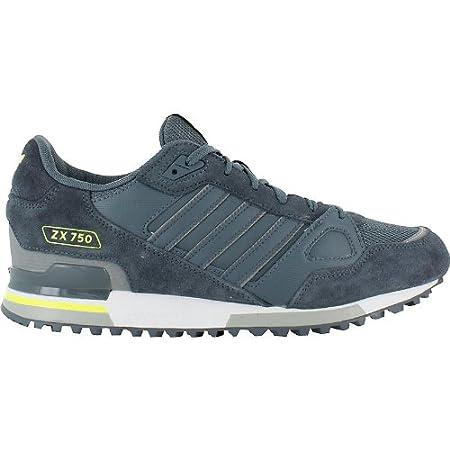 new styles 0ec32 fa668 ... coupon for adidas zx 750 grau g47139 grösse 43 1 3 adbef a4064 cheap adidas  originals zx 750 grau grün schwarz 301437 806 damen herren ...