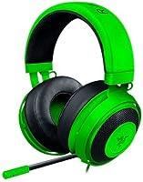 Razer RZ.AU.ME.43.RT Headset Kraken Pro V2 Oval, Verde - Windows 7