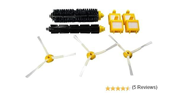 Kit de para aspiradora iRobot Roomba 700 series de Hannets® no ...