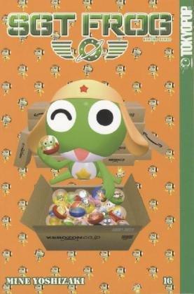 Sgt. Frog. Keroro Gunso 16: Amazon.es: Libros