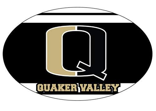 Penn Quakers Car Magnets Quakercityfans Com