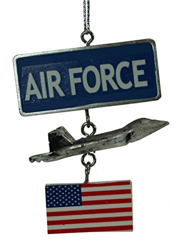 Air Force Military Christmas Tree Ornaments for Sale [013700A] (Christmas Trees For Sale Sign)