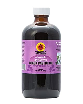 Tropic Isle Living Lavender Jamaican Black Castor Oil