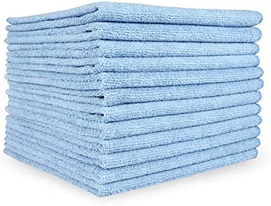 Costa 12x12 Recycled Mircofiber Cleaning Cloth