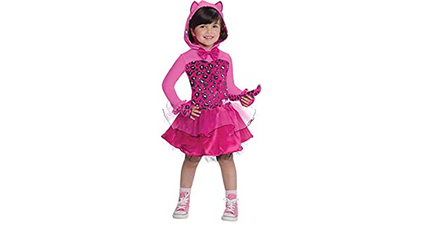 939a3306f Rubie s Little Girl s Barbie Kitty Costume 2T-4T  Amazon.ca ...