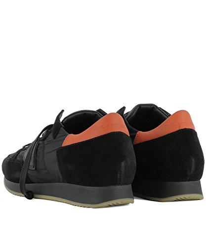 Philippe Model Zapatillas Para Hombre Negro Negro It - Marke Größe