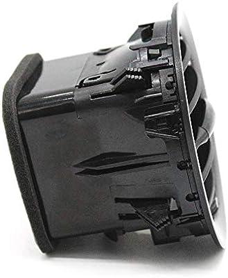 KKmoon Air Vent Panel Grille Cover Ventilation Grille Air Vent Nozzle Grille Piano Black Fit for Opel Corsa D Adam 2201099