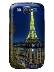 LarryToliver Sports Design Case With Hard Shell Cover for samsung Galaxy s3 Customizable Eiffel Tower pictures #5