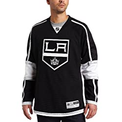 NHL Los Angeles Kings Premier Jersey, Black, XX-Large
