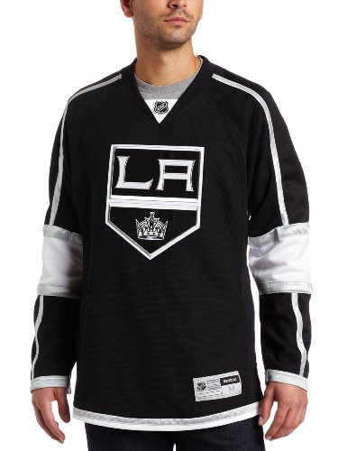 NHL Los Angeles Kings Premier Jersey, Black – DiZiSports Store