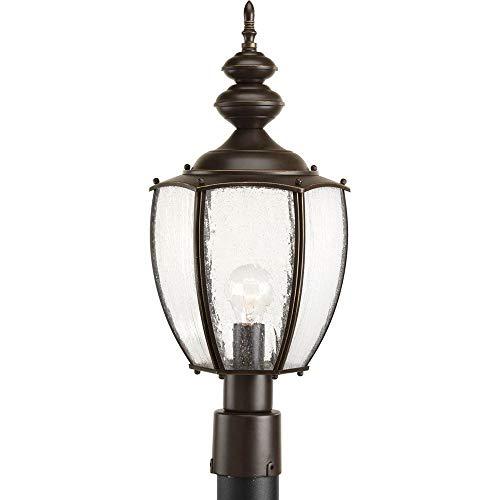Lighting Progress Post Lights - Progress Lighting P6417-20 Med Post Lantern, 1-100-watt