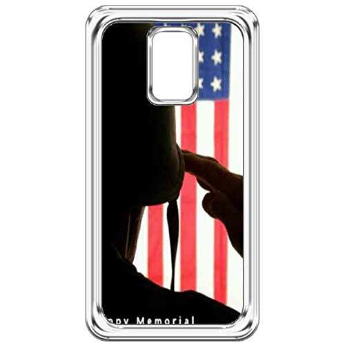 Galaxy S5 US Flag Case,Galaxy S5 Crystal Thin Slim Case,American Flag Pride Galaxy S5 Slim Case Veteran Pride US Flag Shock-Absorption Bumper Case for Samsung Galaxy S5