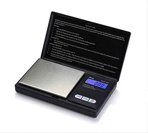 American Weigh Scales Aws Digital Pocket Scale Black by American WeightScales