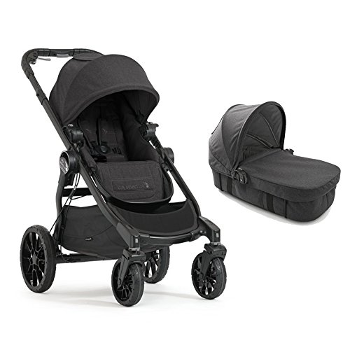 Baby Jogger 2017 City Select LUX Stroller WITH LUX Bassinet