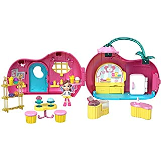 Fisher-Price Butterbean's Café On-The-Go Café Playset