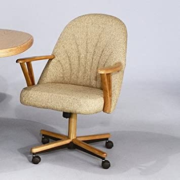 Amazing Amazon Com Chromcraft Core Tilt Swivel Arm Chair Machost Co Dining Chair Design Ideas Machostcouk