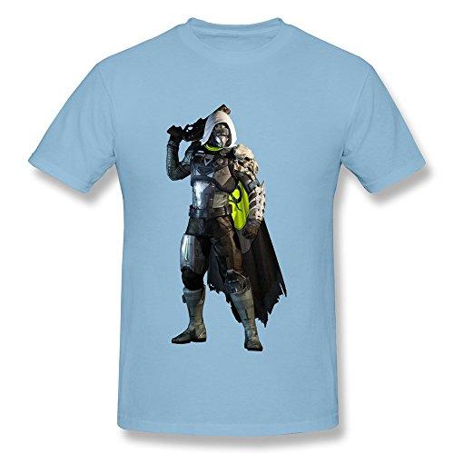 QMY Men's Photo Destiny Hunter T-shirts Size XXL -
