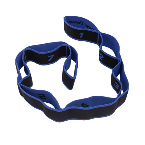 JEANSWSB Stretching Straps Yoga Straps