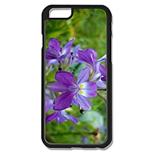 AOPO Phone Cover Case For IPhone 6,Purple Flower Printed IPhone 6 Cases